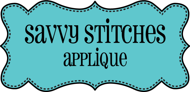 Savvy Stitches Applique