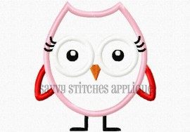 Mod Girly Owl