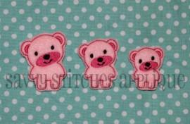 Bear 1 Feltie
