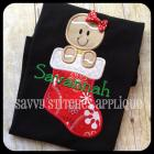 Gingerbread Stocking