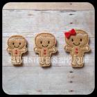 Gingerbread Felties