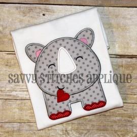 Heart Rhino