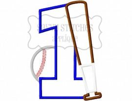 Baseball Number One