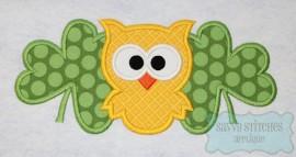 Kookie Owl Shamrock
