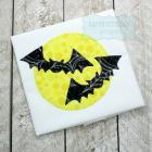 Moon Bats 2 (Bean Stitch)