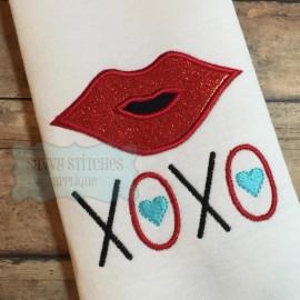 Lips XO