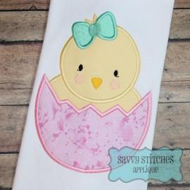 Egg Chick Girl